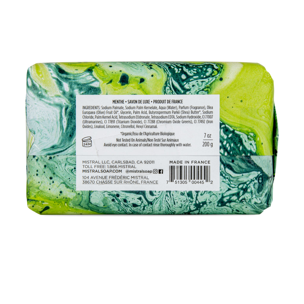 Mint Marbles Gift Soap