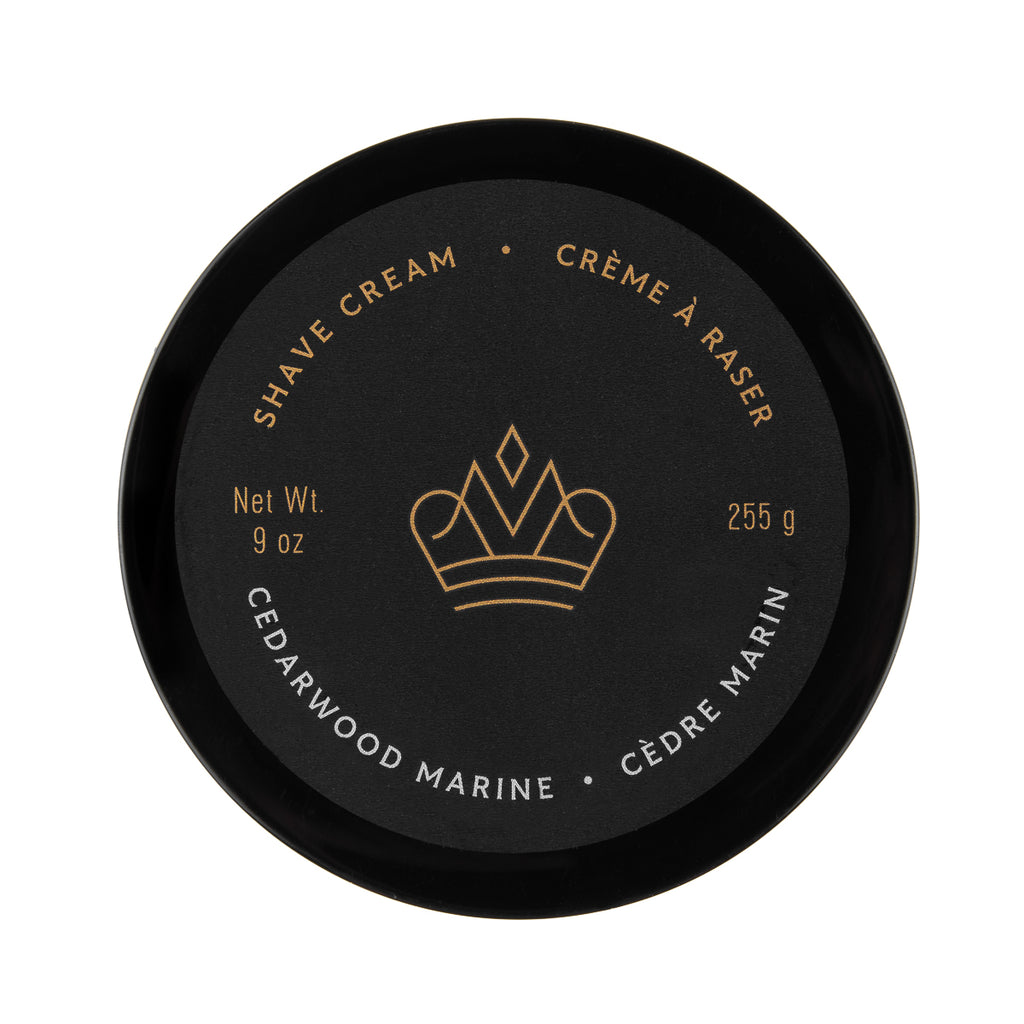 CEDARWOOD MARINE SHAVE CREAM