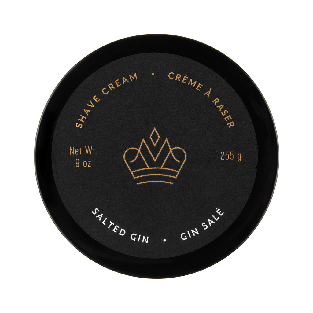 SALTED GIN SHAVE CREAM