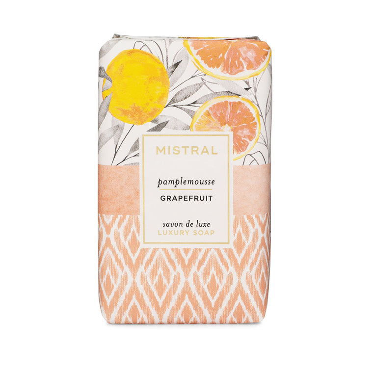 Grapefruit Papiers Fantaisie Bar Soap