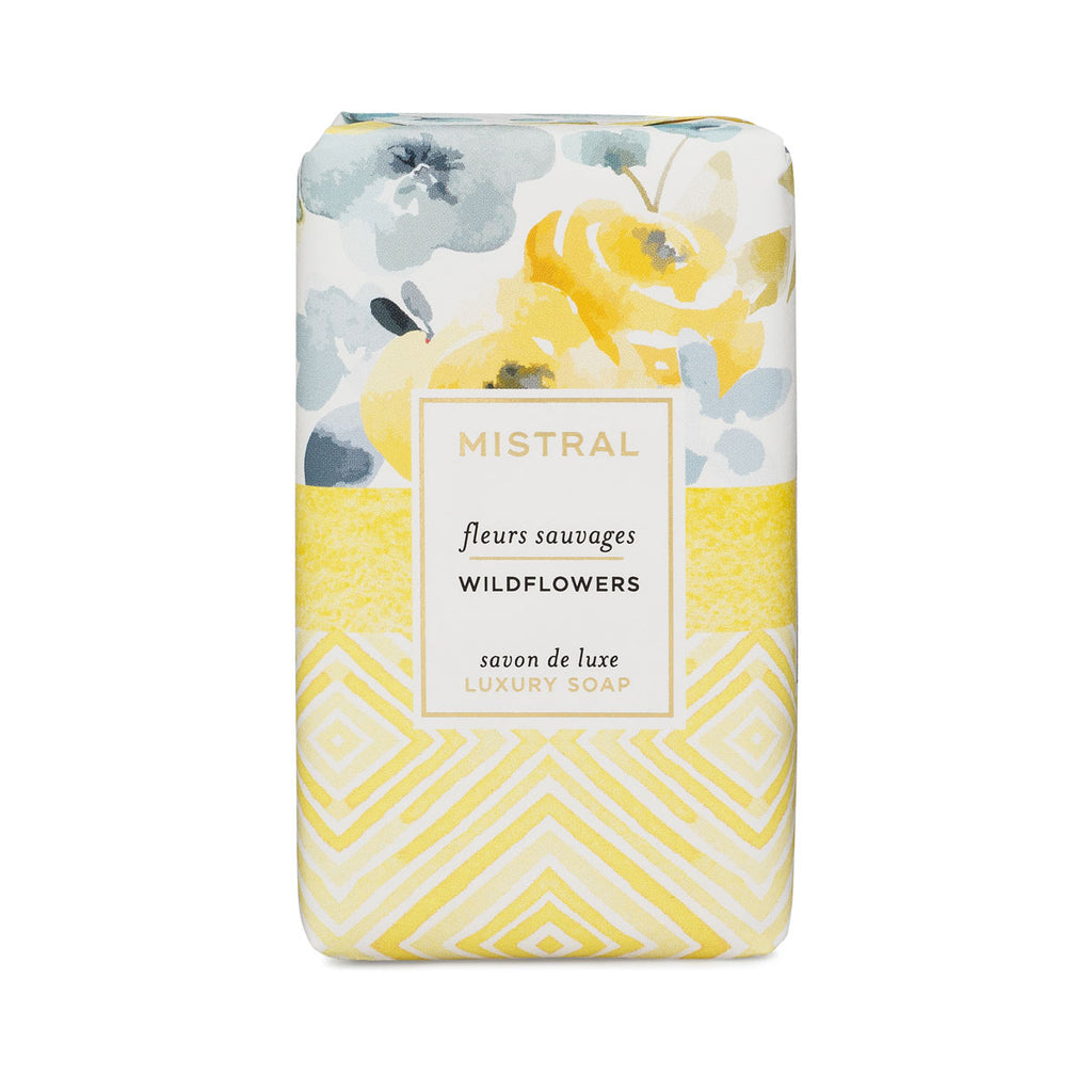 Wildflowers Papiers Fantaisie Bar Soap