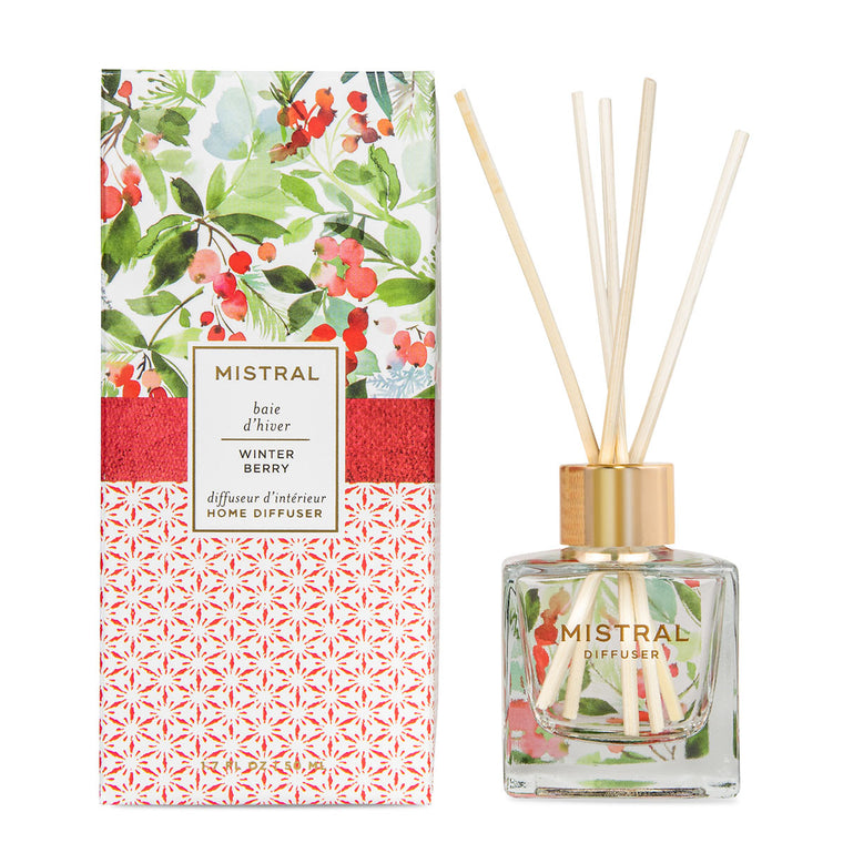 Winter Berry Papiers Fantaisie Diffuser