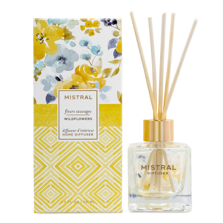 Papiers Fantaisie Wildflowers Diffuser