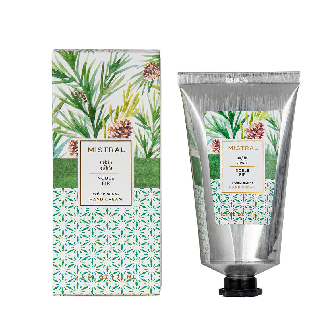 Noble Fir Papiers Fantaisie Hand Cream