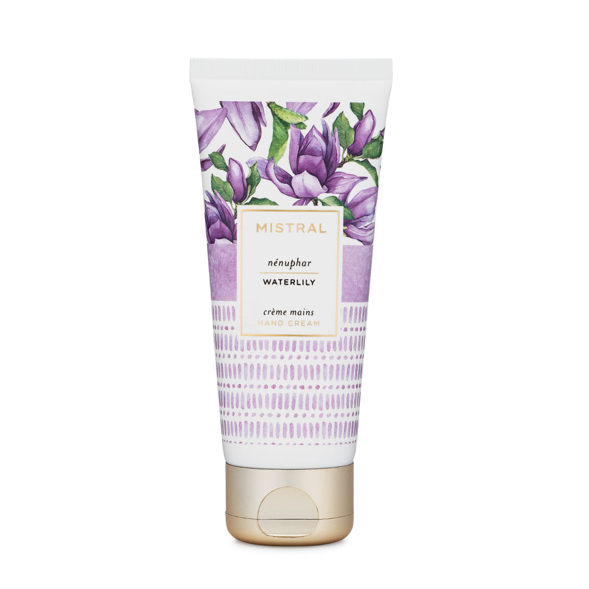 Waterlily Papiers Fantaisie Hand Cream