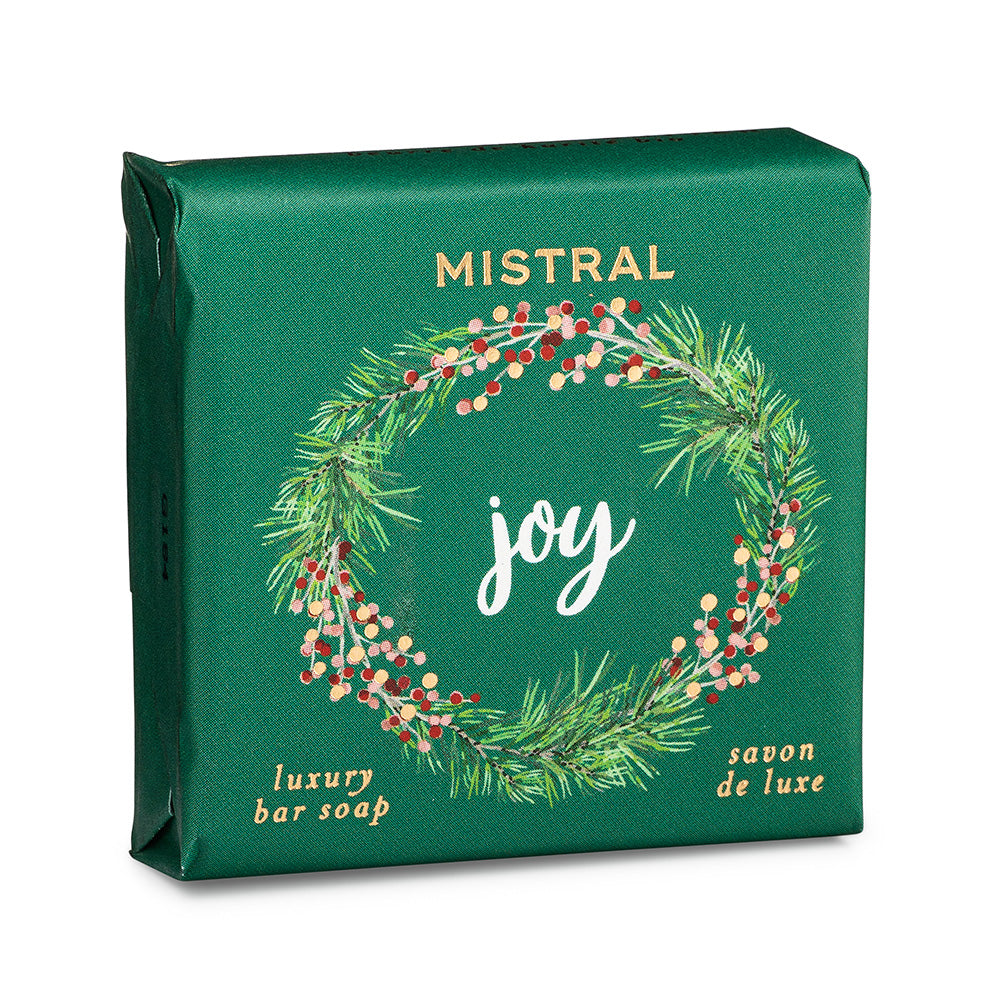 Good Tidings Joy Bar Soap