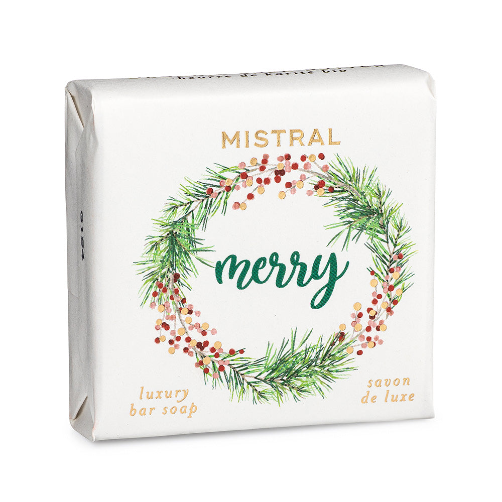 Good Tidings Merry Bar Soap