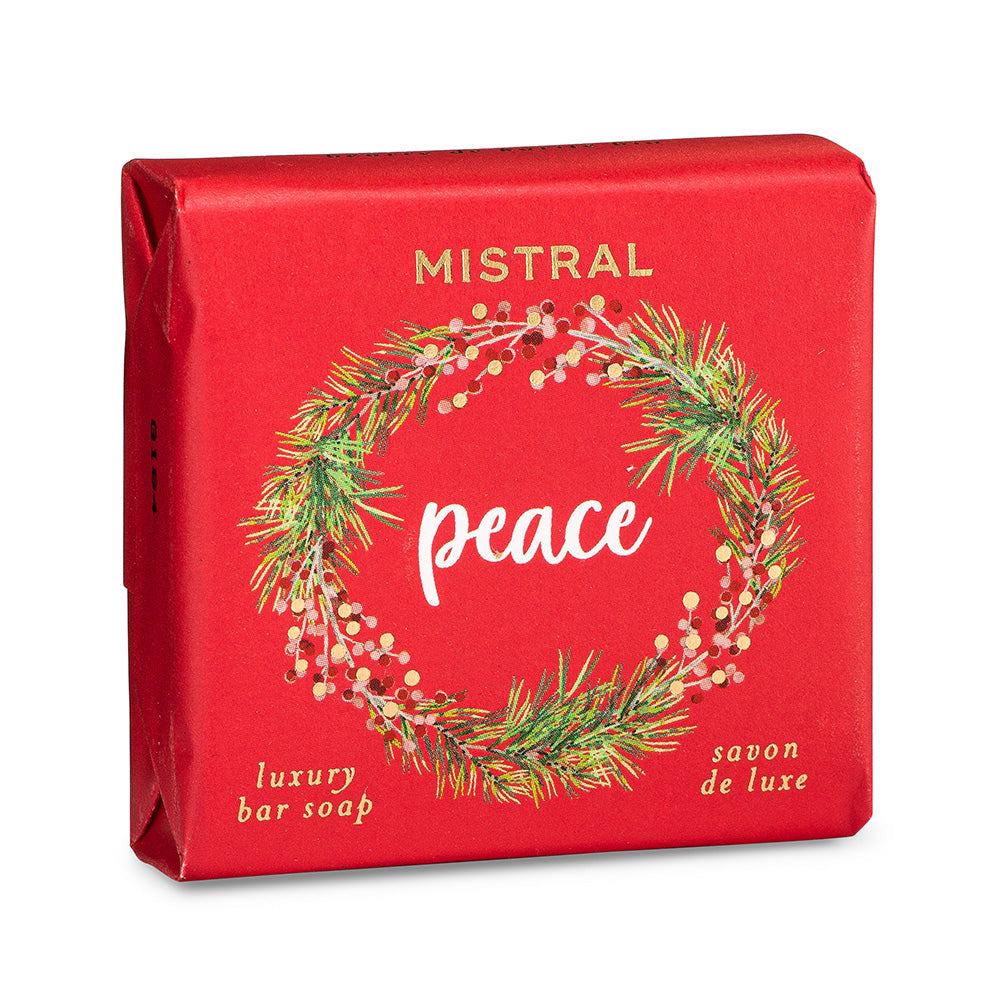 Good Tidings Peace Bar Soap