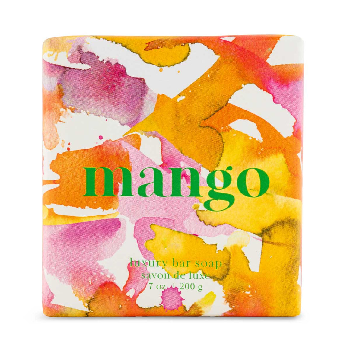 Summer Fruits Mango Bar Soap