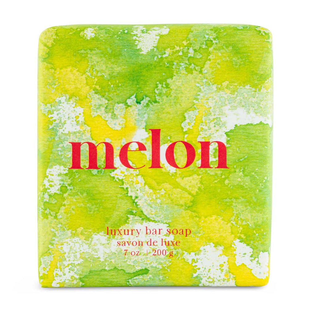 Summer Fruits Melon Bar Soap