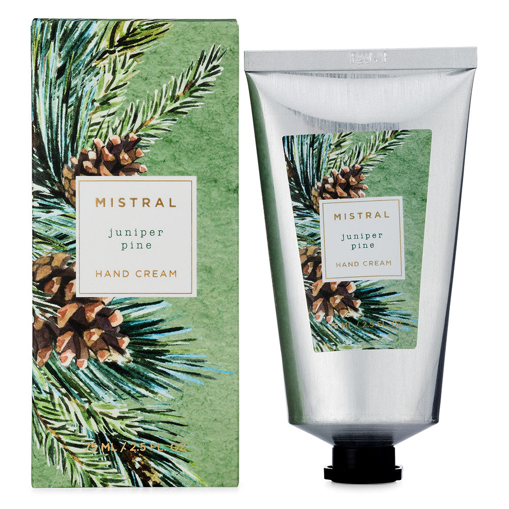 Juniper Pine Holiday Hand Cream