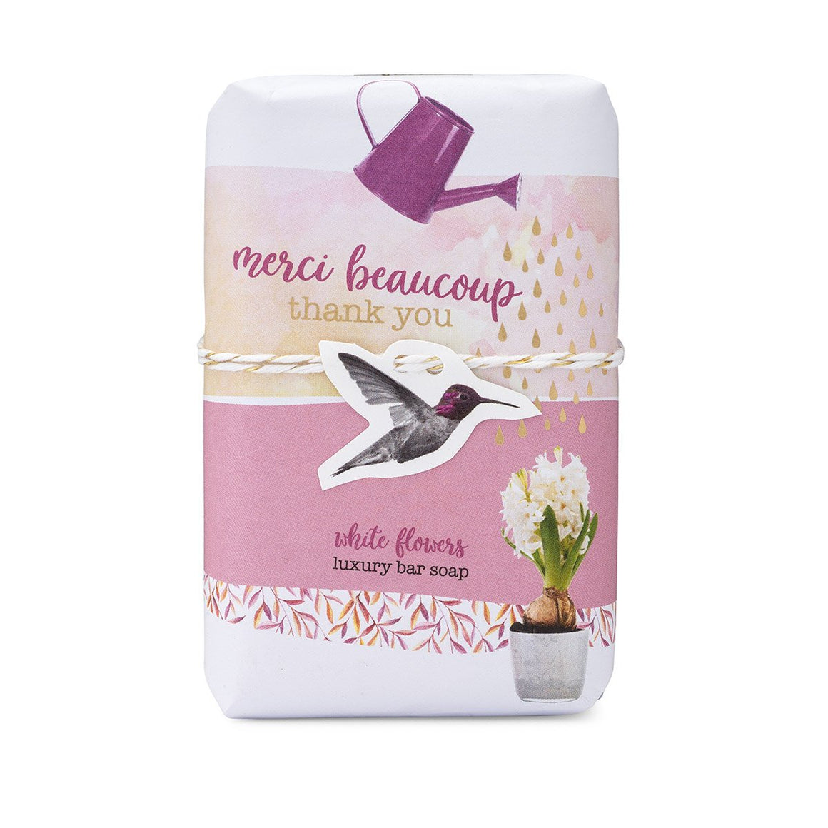 Merci Beaucoup - Thank You Sentiments Gift Soap
