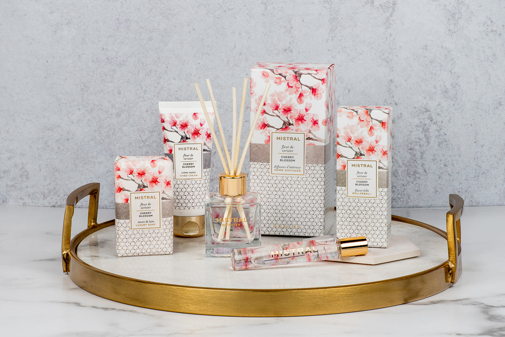 Papiers Fantaisie Cherry Blossom Diffuser