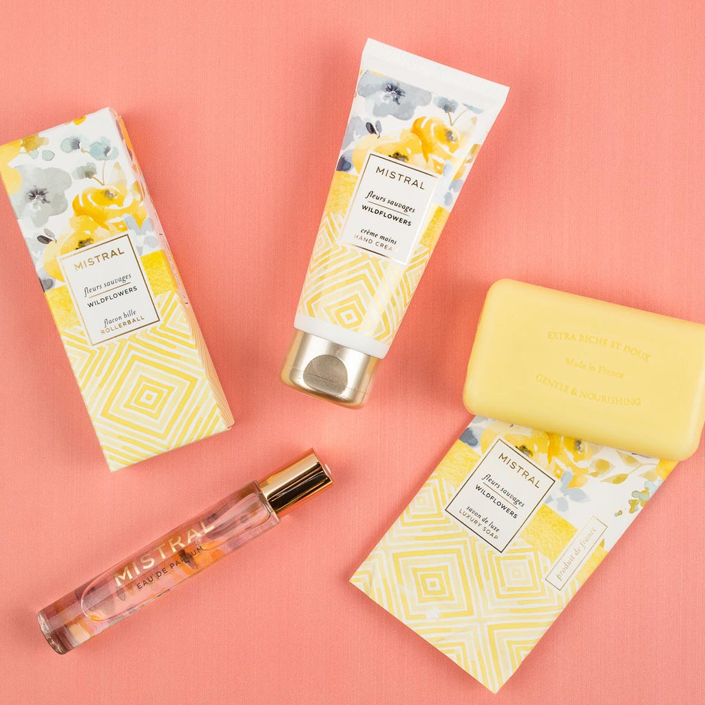 Wildflowers Papiers Fantaisie Hand Cream