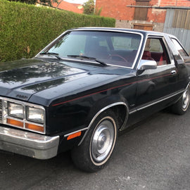 FORD FAIRMONT FUTURA COLLECTION 1979