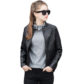 That is That... Leather Jacket for Women