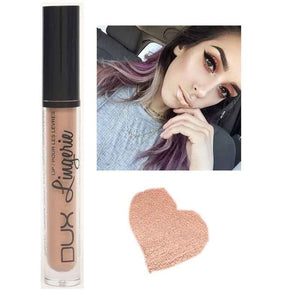 New Brand Makeup - Lipstick Matte- Brown Nude Chocolate Color Liquid