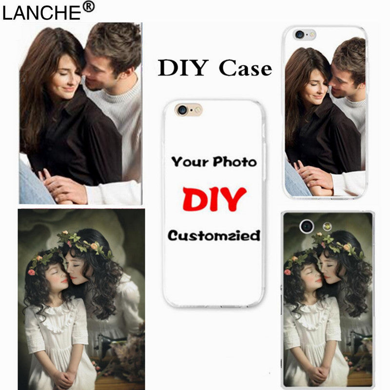 LANCHE Custom Print Photo Phone Cases
