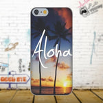 Aloha Phone Case - Sunset