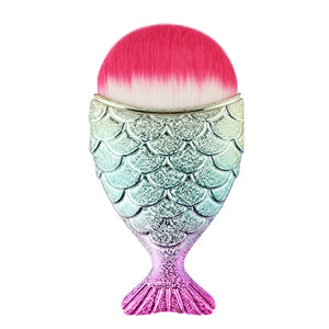Mermaid Cosmetic  Brush