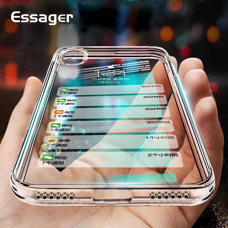 Essager Silicone Phone Case