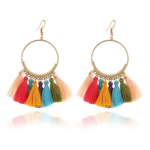 Bohemian Handmade Earrings