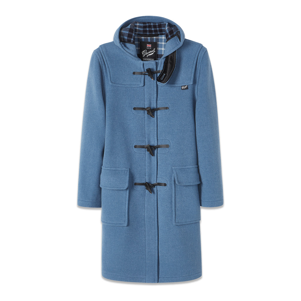 Women's Original Duffle Coat in Sky