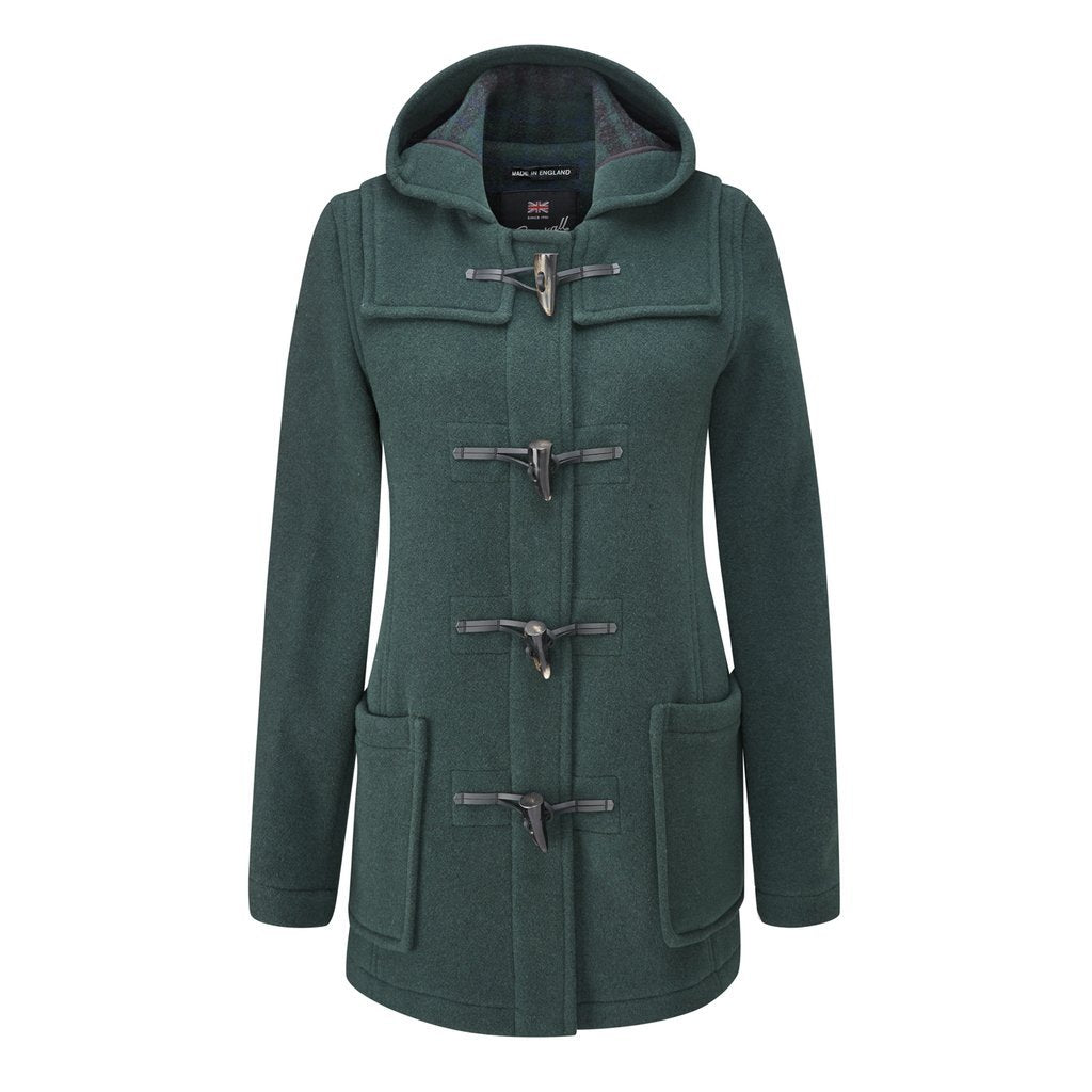 Dark Green Duffle Coat