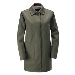 Khaki Car Coat