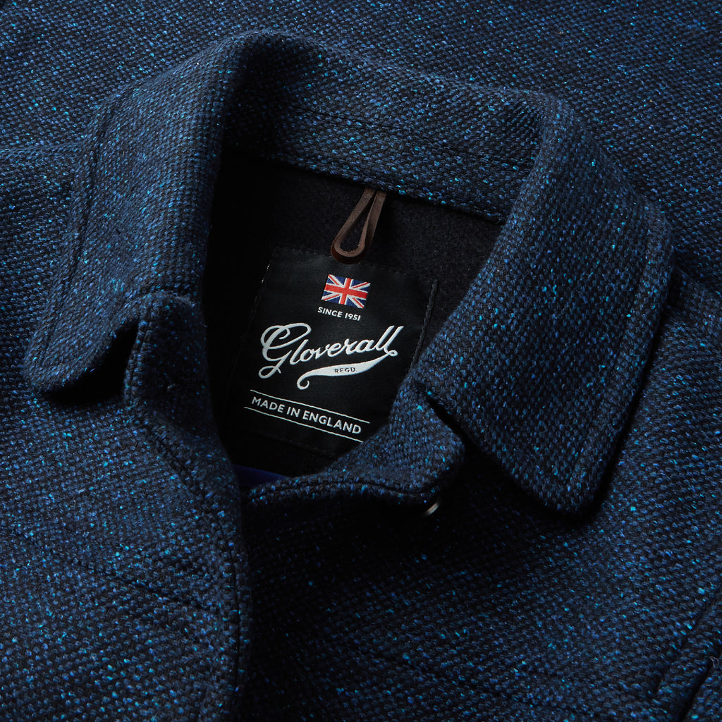 Navy Donkey Jacket