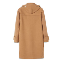 Monty Duffle Coat in Camel