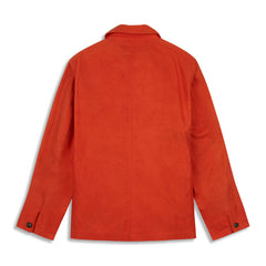 Jack Work Jacket in Orange