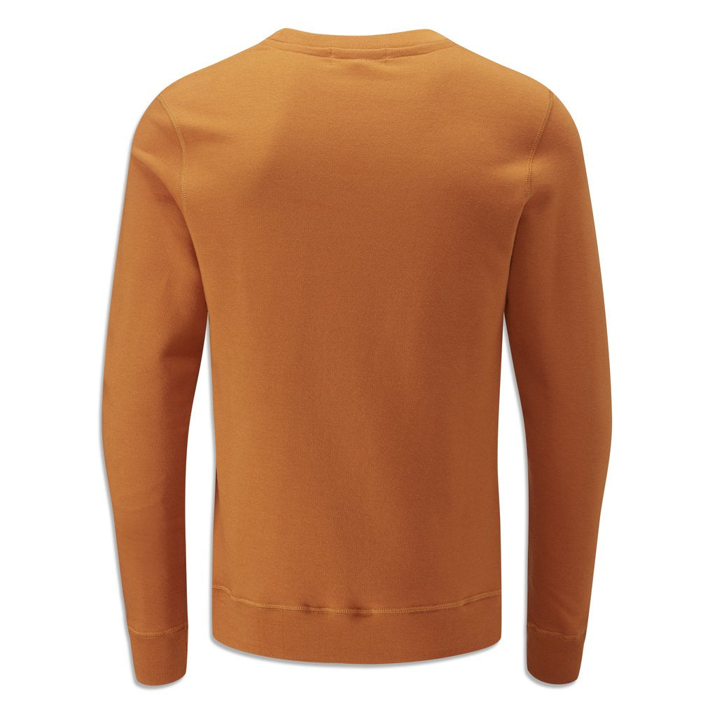 Jersey Sweatshirt in Ginger