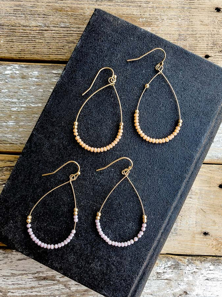 Perfectly Made Teardrop Earrings