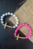 At The Cross Bracelet