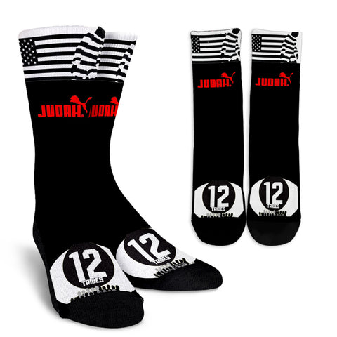 Judah Signature Socks (u)