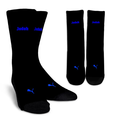 Official Judah Socks (Blue)