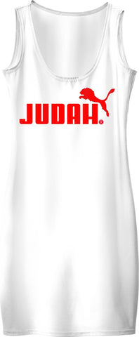 White Judah Dress