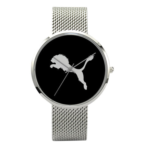 Judah Official Signature Stainless Steel Watch