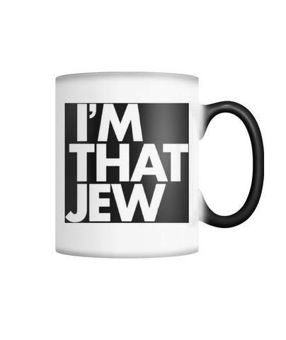 I'm that Jew -Coffee/Tea cup Color Changing Mug