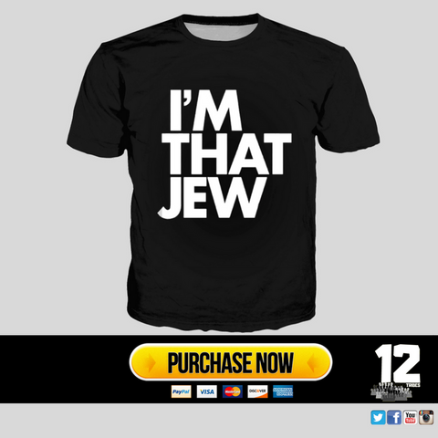 I'm That Jew Tshirt