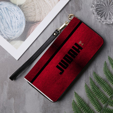 JF Long Clutch Purse (RJ)
