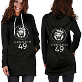 JF Royalty Hoodie Dress