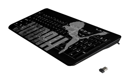 Judah Wireless Keyboard