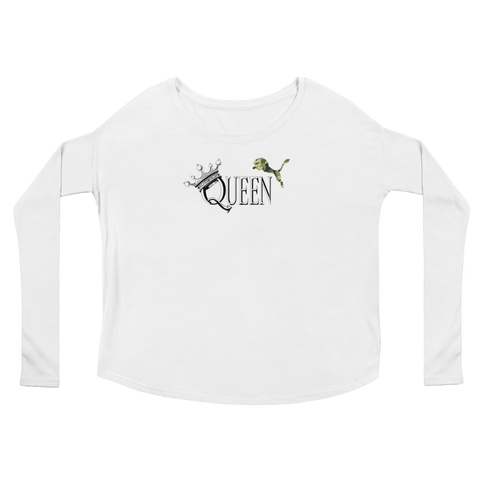 JF Queen Long Sleeve Signature Shirts