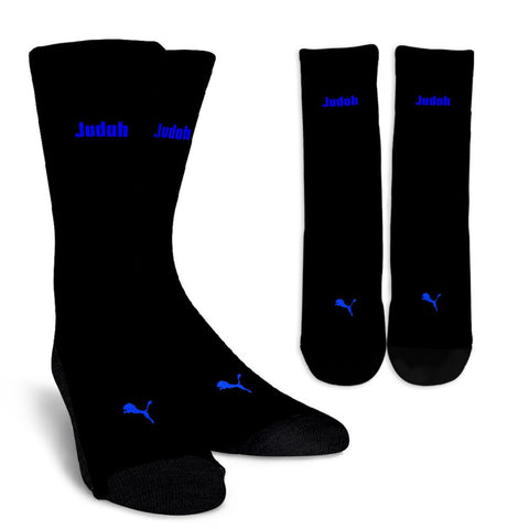 Offical Judah Socks (4pack) Blue