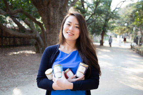 Misato Tanaka - CEO & Founder of AKEBONO TEA