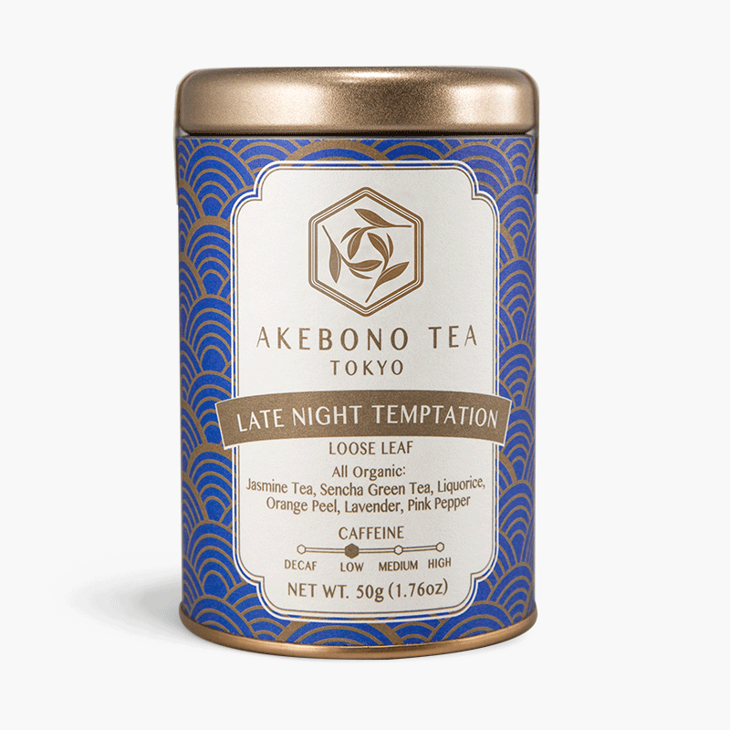 LATE NIGHT TEMPTATION - AKEBONO TEA