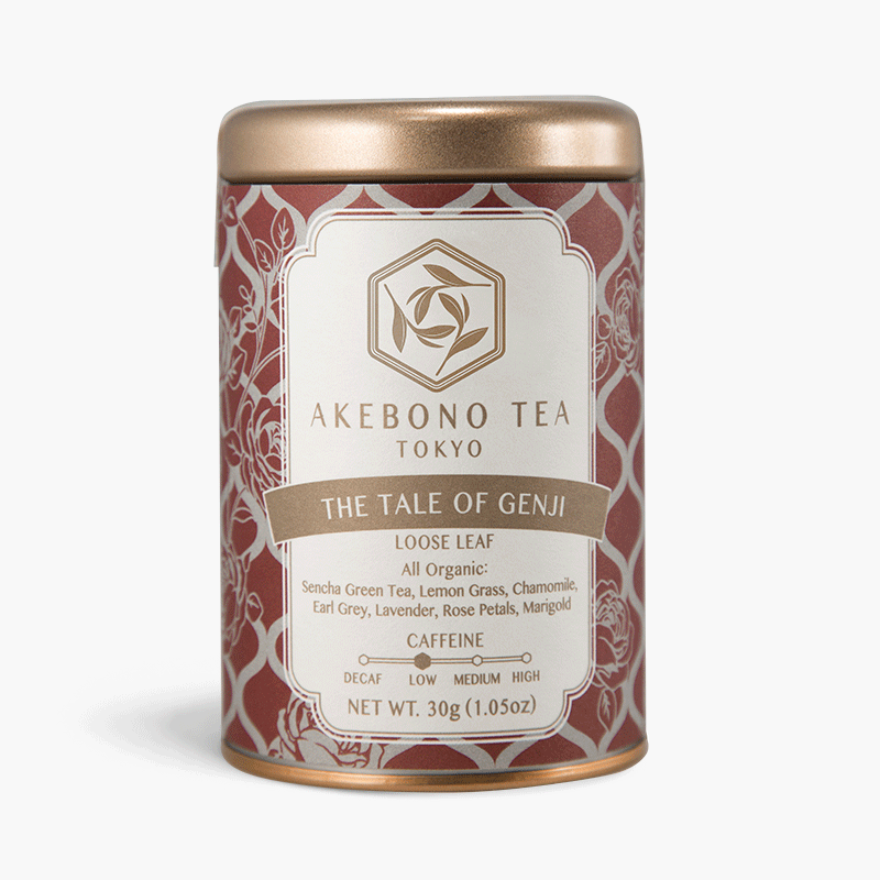 THE TALE OF GENJI - AKEBONO TEA