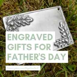 Engraved Father's Day Gifts